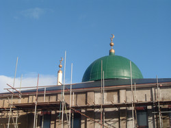 Mosque dome