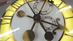 Clock for Disney shops