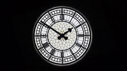 Big Ben replica clock