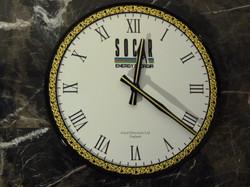 Bespoke large interior clock