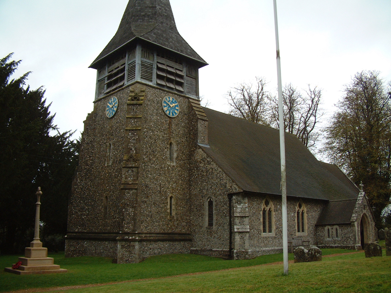 Church clocks