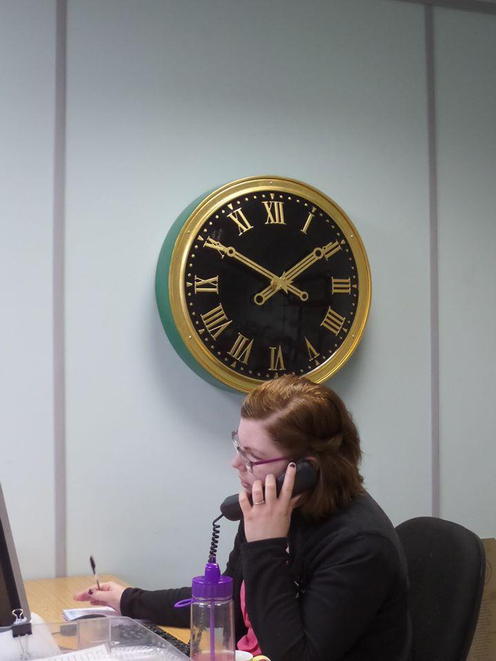 Bespoke Bezel Clock