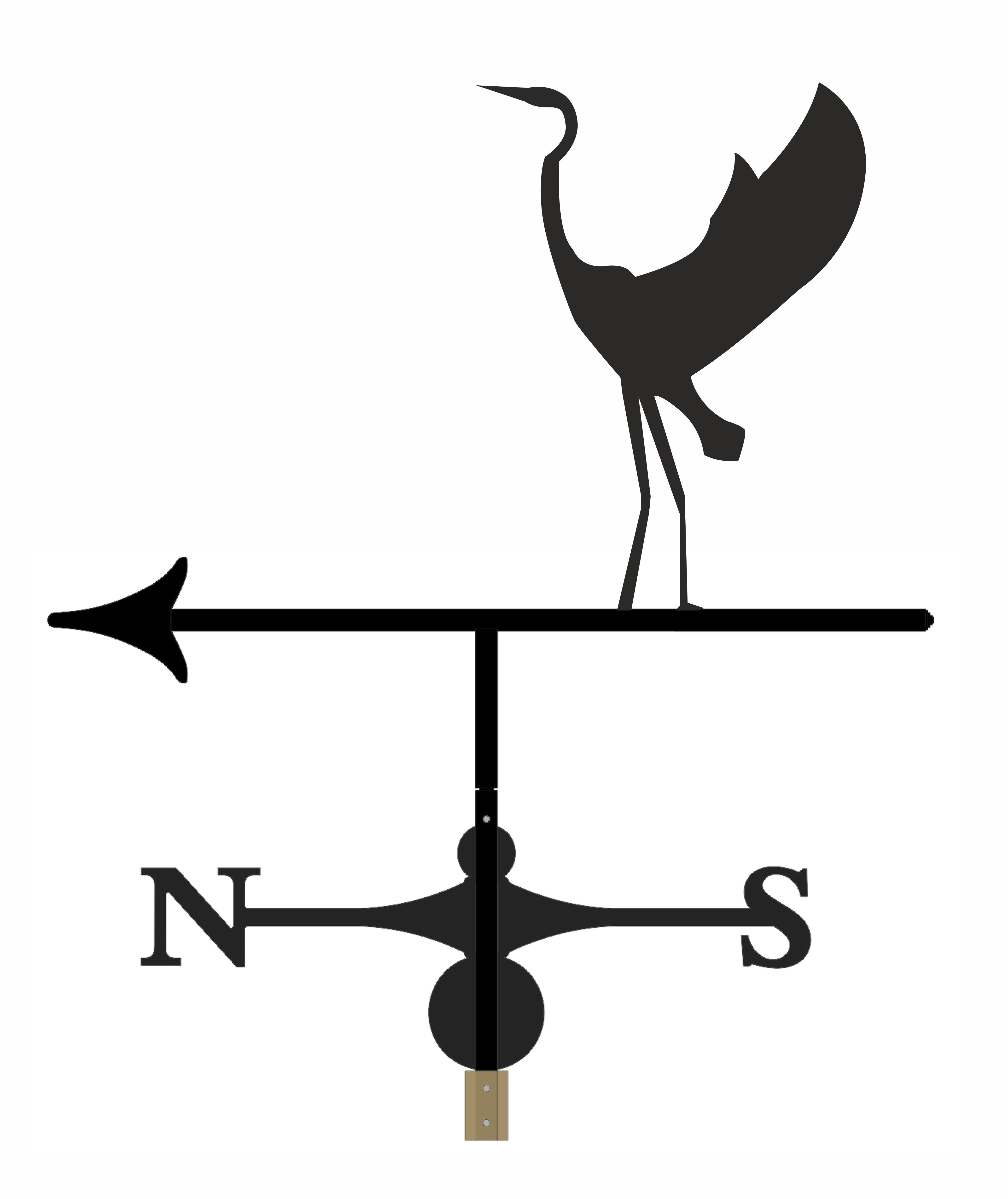 Weathervane - Bird 3
