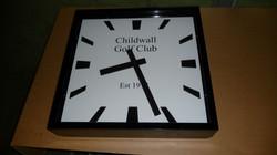 Childwall Golf Club Clock