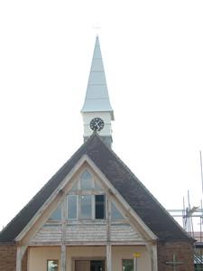 GRP Church Clock Tower