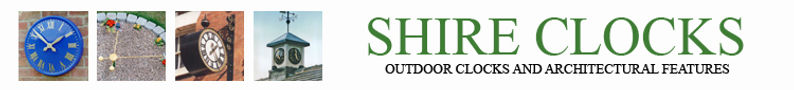 Shire Clocks logo