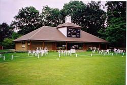 Roof turrets on cricket pavilions