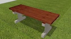 Adriatic Bench