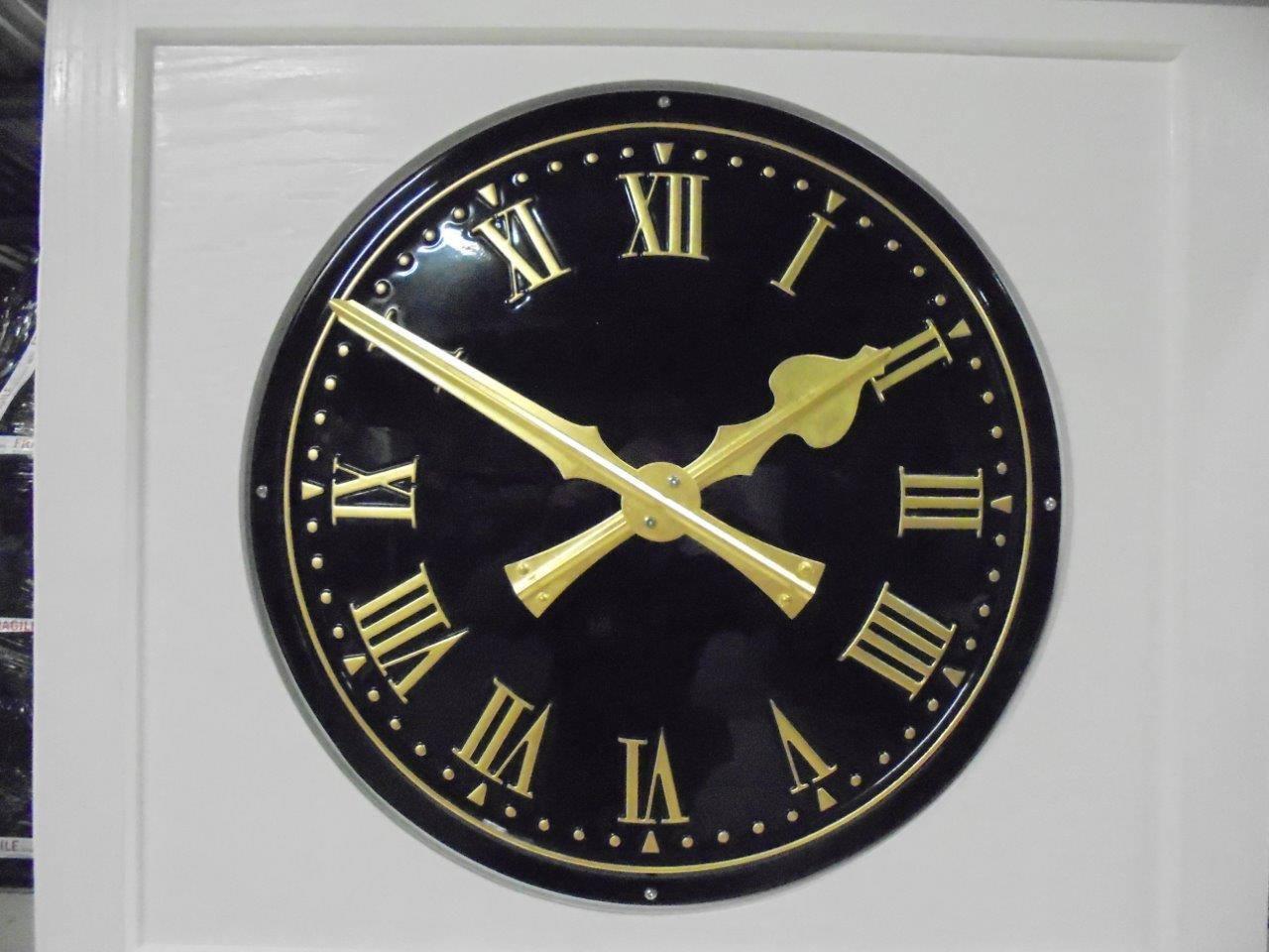 Traditional Roman Clock