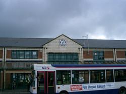 Bus Station Clock