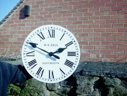 Large Bespoke Clock for clock tower
