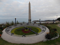 Floral Clock in Wales
