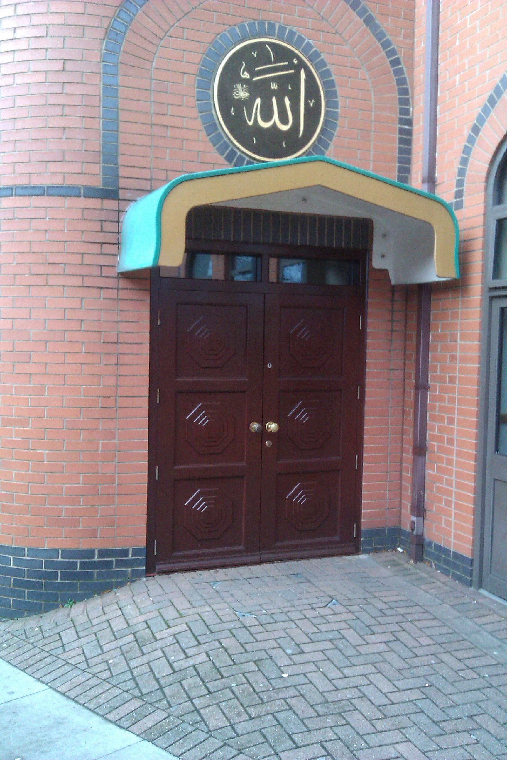 GRP Door Canopy