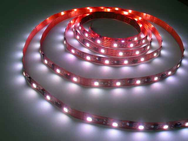 LED illumination for clocks