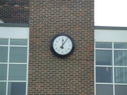Wallands Primary School Clock