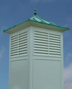 Sarum cupola