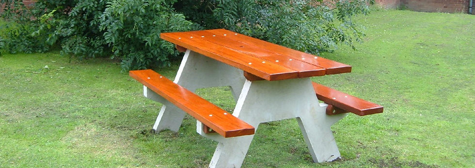 Adriatic Picnic Table