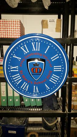 Large Outdoor Clock Schools