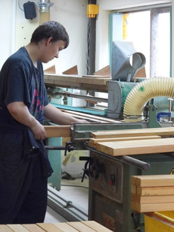 Woodwork Production