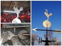 Weathervane - Tottenham Hotspurs