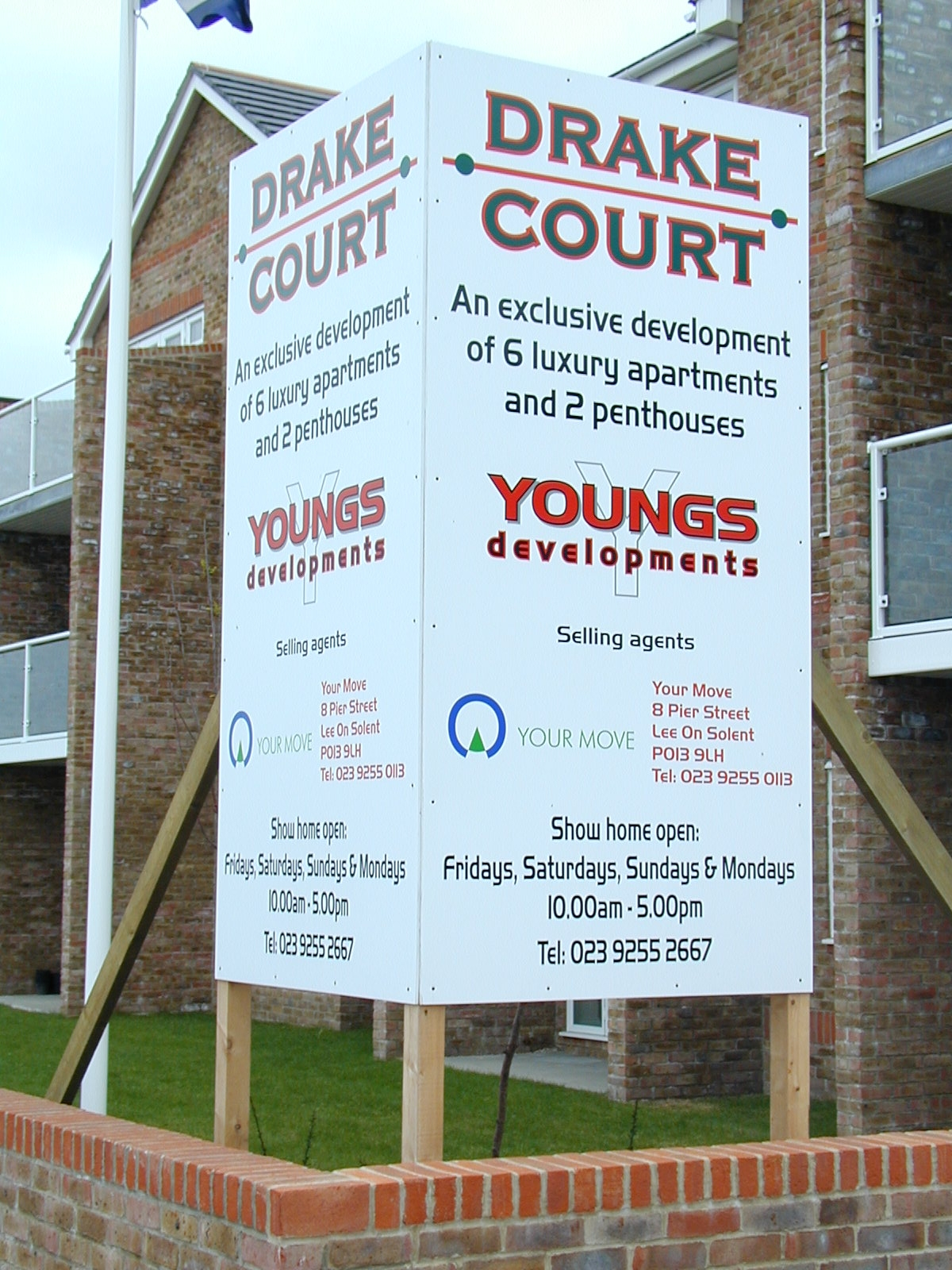 Youngs site board