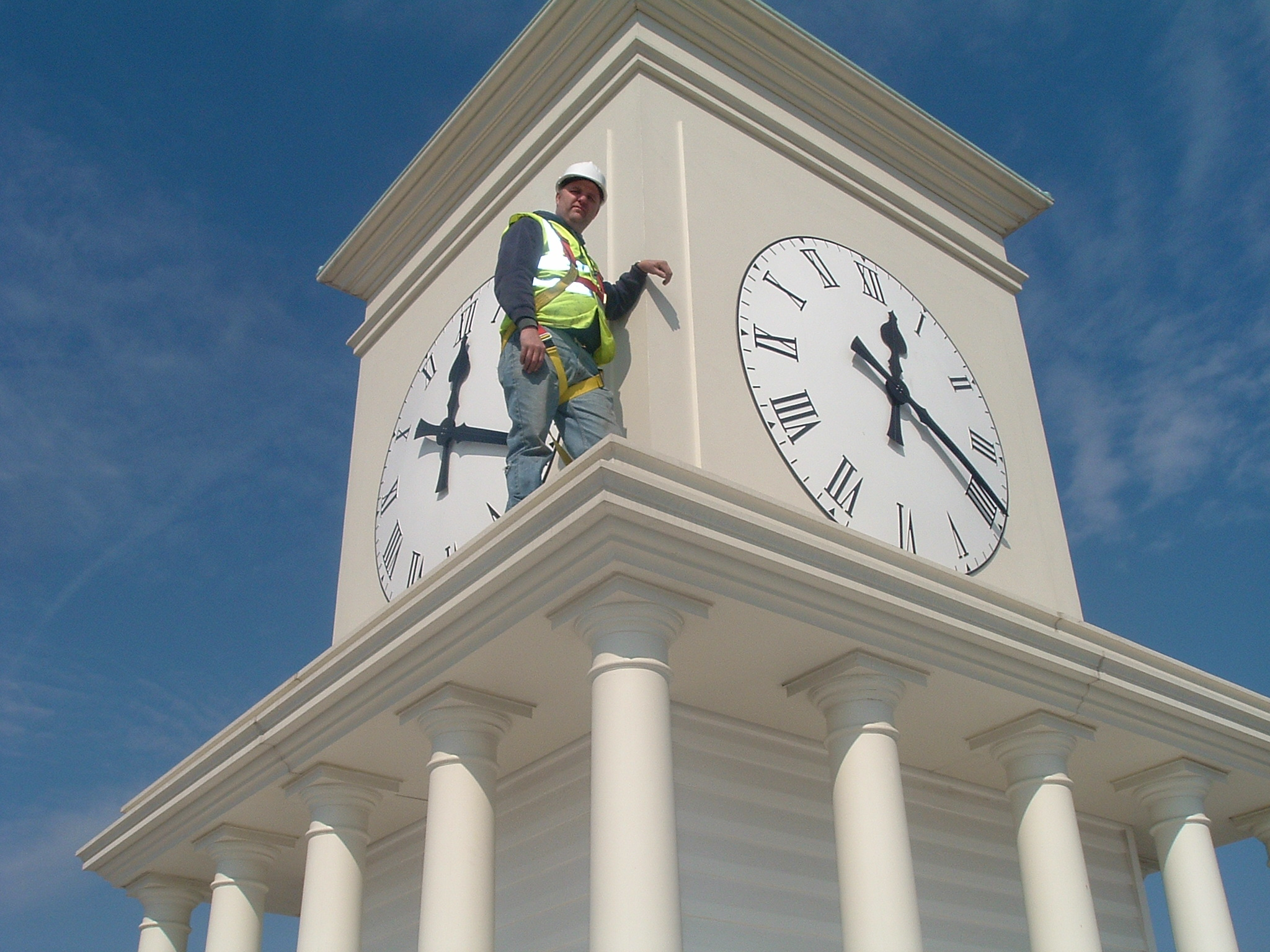 Bespoke Clock Tower