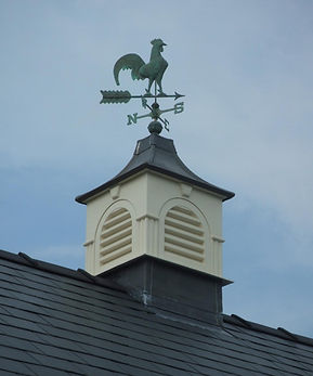 Oxford Cupola, Roof Turret, Clock Tower