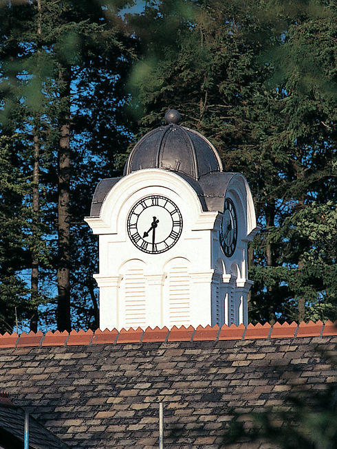 Replica and bespoke clock towers and roof features