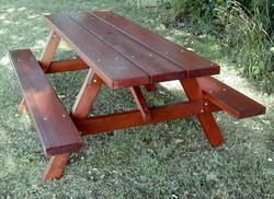 Woodland Picnic Table (4)