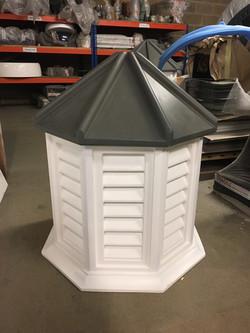 620mm wide Octagonal Cupola