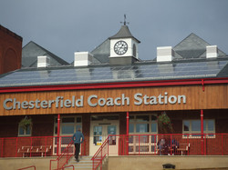 Clock towers for coach stations