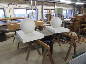 GRP Bespoke Fibreglass Components