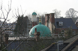 GRP Dome and Minaret for Mosque