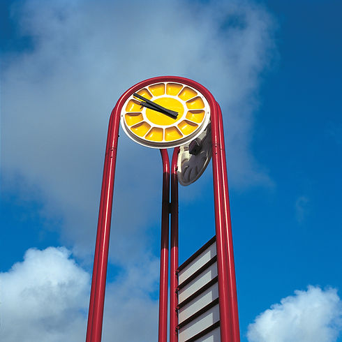 Bespoke feature clocks