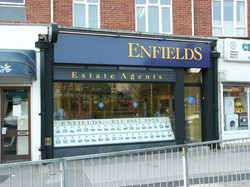 Enfields Bitterne new signs 4