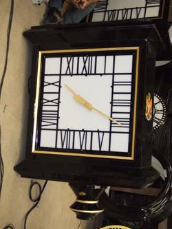 Mackintosh in square drum