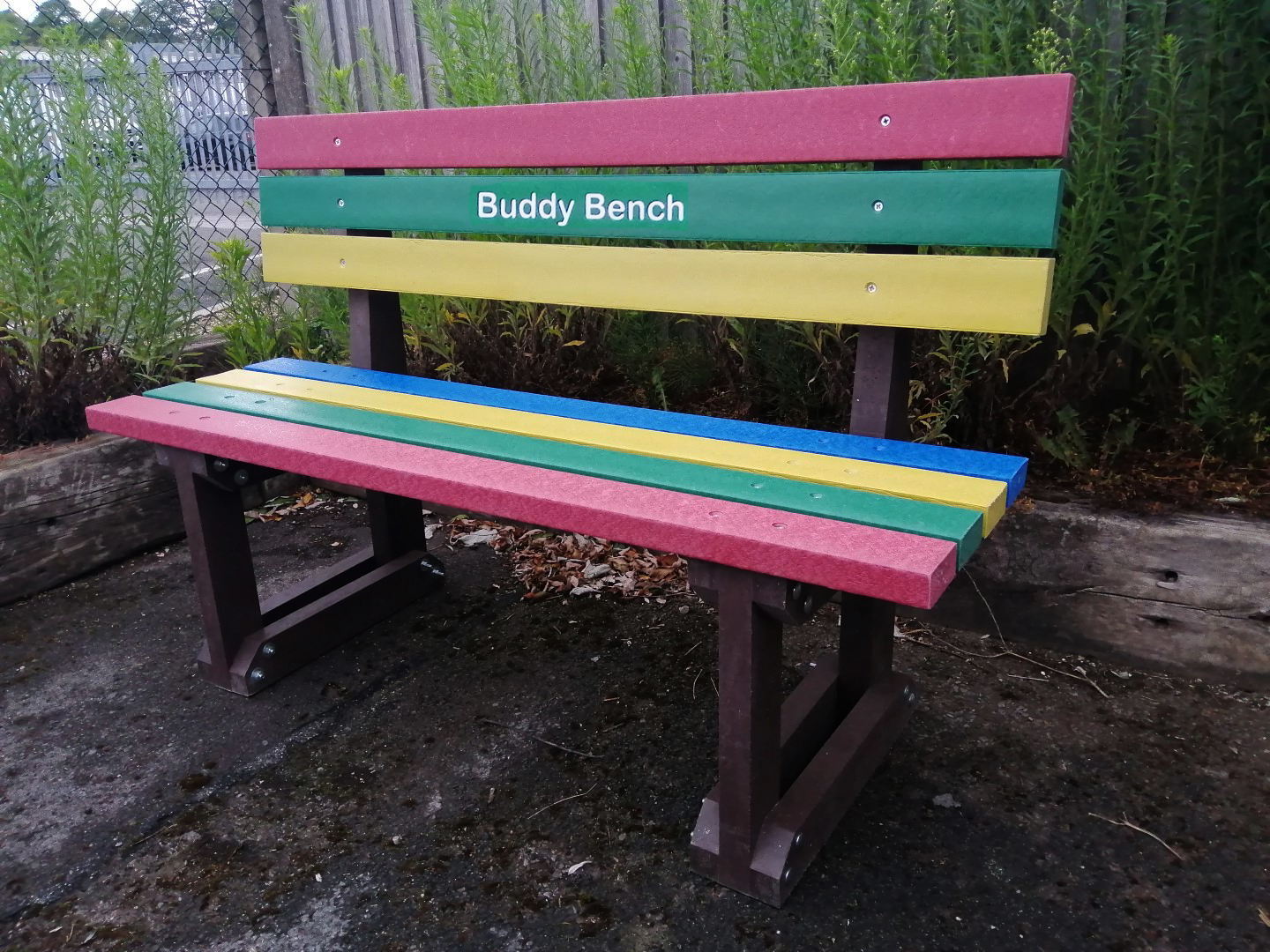 Medlock Buddy Bench