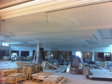 GRP Interior Ceiling for Mosque