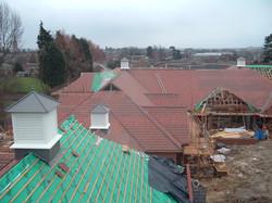 Ventilation Roof Turrets