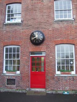 Portsmouth Grammar Clock