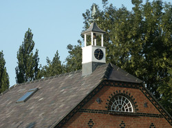 Bell towers for pavilions