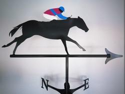 Weathervane - Horse Racing