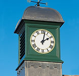 Roof Turet and Clock Tower colours