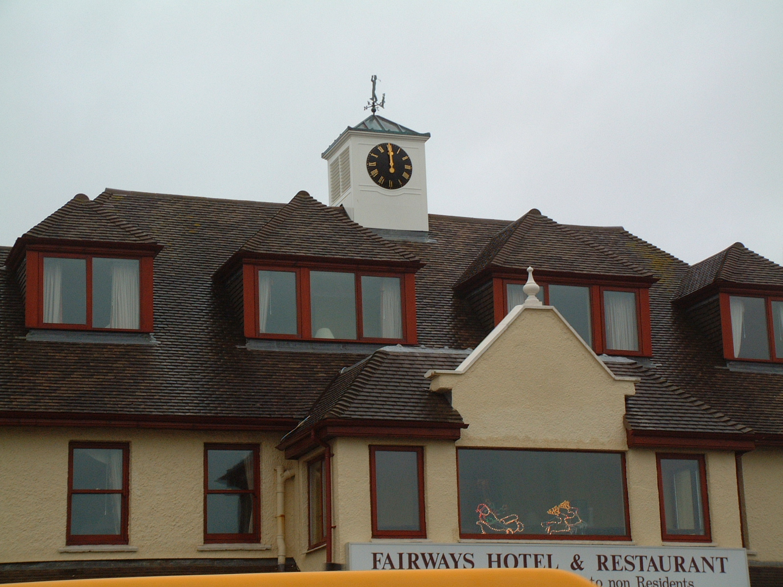 Clock towers for residential blocks