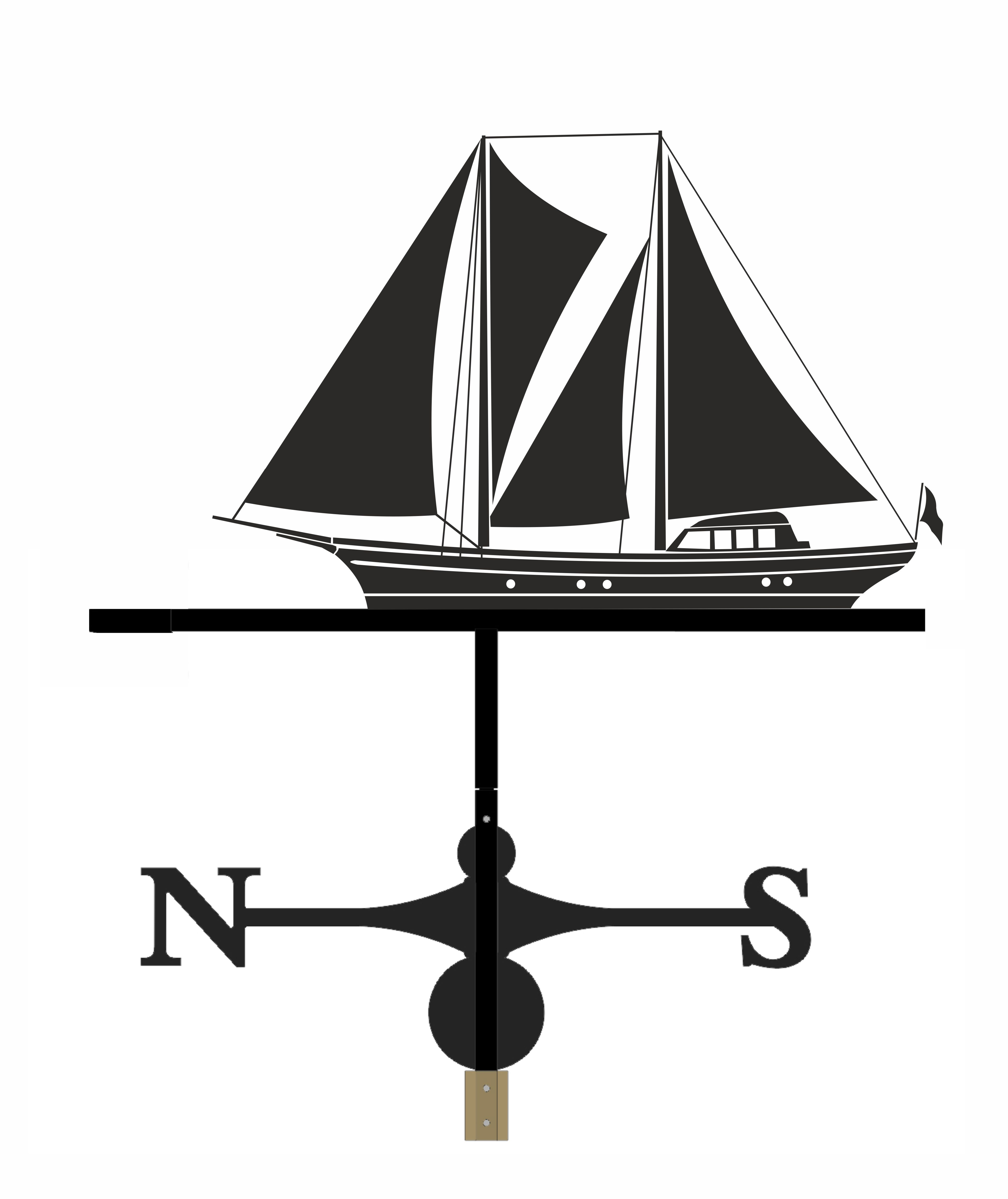 Weathervane - Boat 3