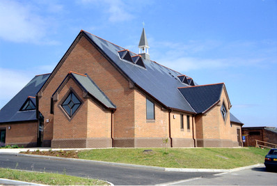 GRP Church Bell Tower
