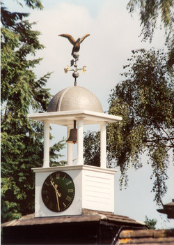 Bell tower for private home