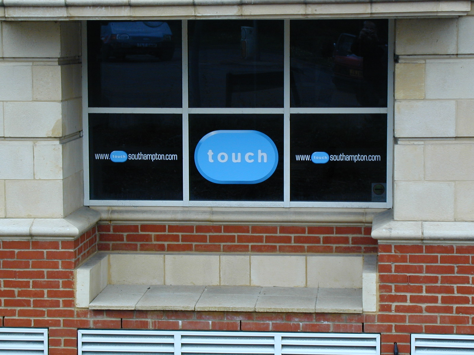 Touch window 1