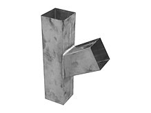 Zinc Gutta Downpipes Amp Metal Rainwater Systems Made By