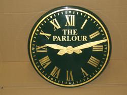 Mains Powered Tower Clock
